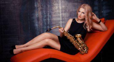 Female Saxophonist delhi