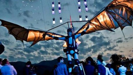 International Aerial Drums act in india